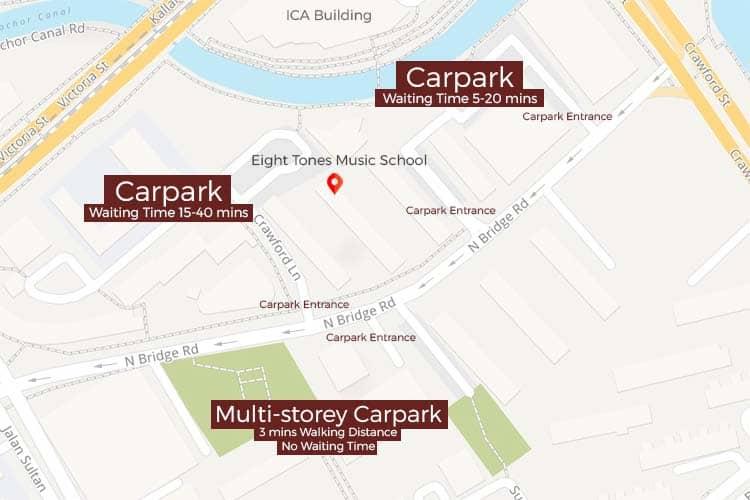 Carpark Map