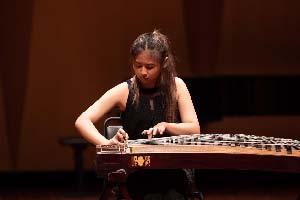 Guzheng Teacher - Sim Kee